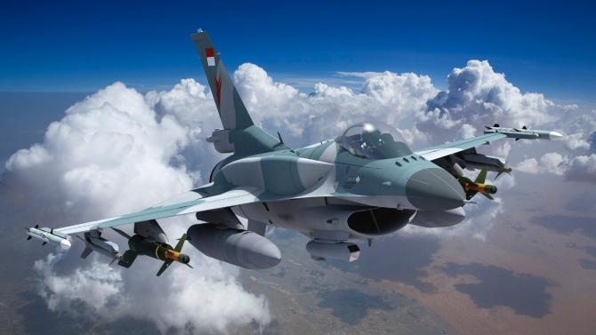 Un avion  F-16 Block 70, al Forțelor Aeriene Indoneziene. Sursă foto: Lockheed Martin