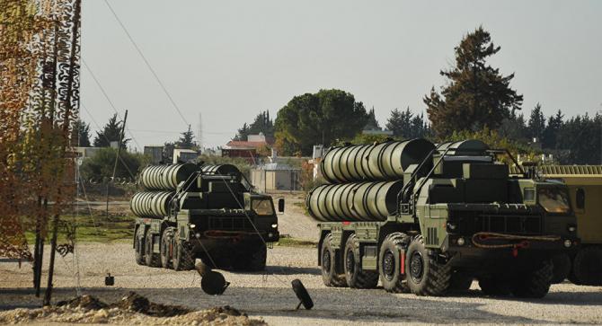 sisteme ruseşti de apărare antiaeriană S-400
