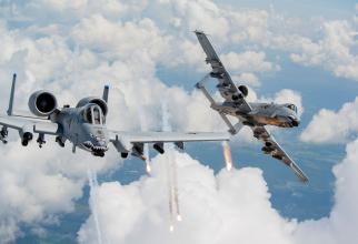 A-10, sursă foto: US Army - airman.dodlive.mil