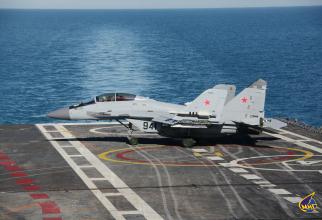 MiG-29K, sursă foto: www.migavia.ru
