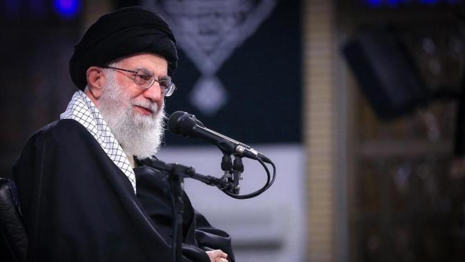 ayatollahul Ali Khamenei, ghidul suprem iranian