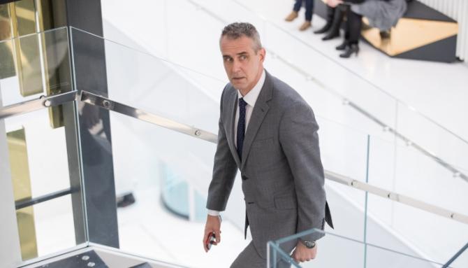 Aivar Rehe fost director al Danske Bank din Estonia