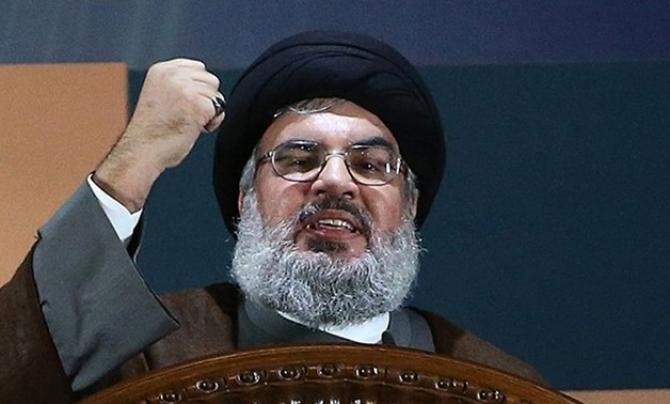 Lider Hezbollah Seyed Hassan Nasrallah
