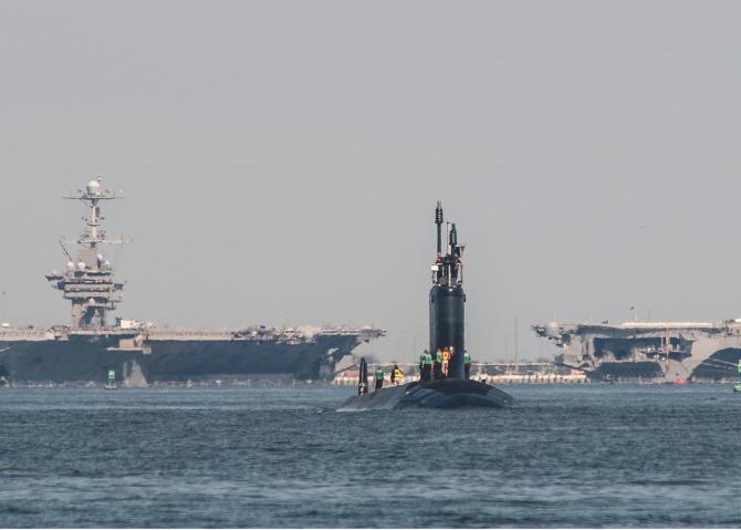 Submarinul Delaware