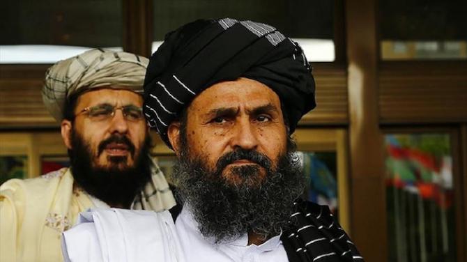 Conducătorul talibanilor Abdul Ghani Baradar