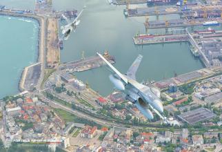Avioane F-16, sursă foto: Forțele Aeriene Române