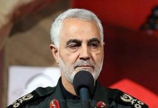 Generalul Qassem Soleimani - Iran