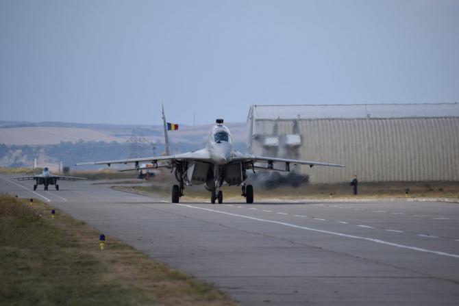 """Air Solution 2019"", sursă foto: Baza 71 Aeriană ""General Emanoil Ionescu"""