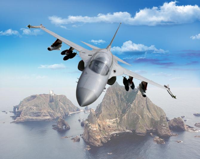KAI T-50, sursă foto: www.koreaaero.com