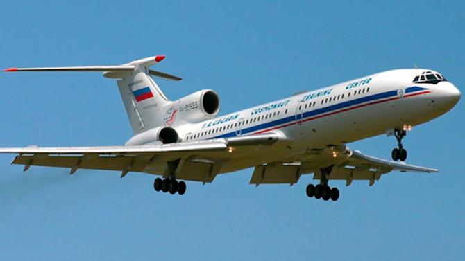 avion Tu-154MLK-1