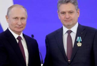 Vladimir Putin și Nikolai Malinov