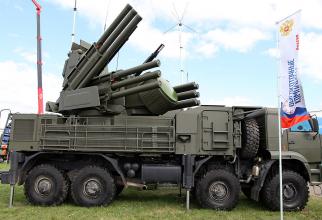 Sistem AA Panţîr-S1-Rusia