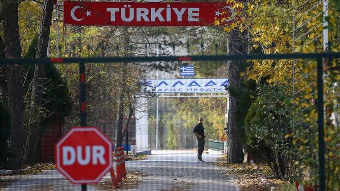 Jihadist blocat între Turcia și Grecia pe tărâmul nimănui