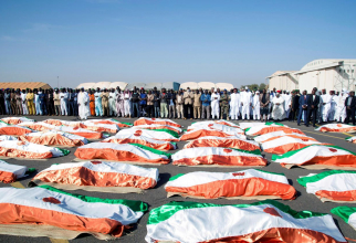 Zeci de militari au fost uciși într-un atac de gruparea Stat Islamic din Niger