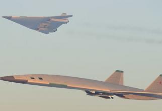 Bombardiere rusești de generație viitoare, poză cu caracter descriptiv