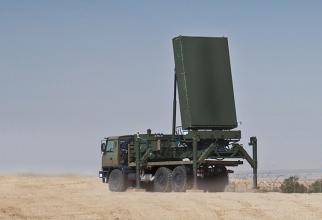 Foto: Sistem radar ELM-2084, sură foto: ELTA