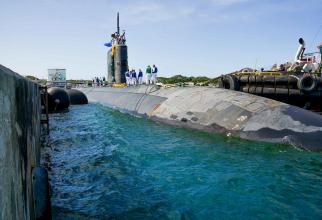 Submarin USS Topeka