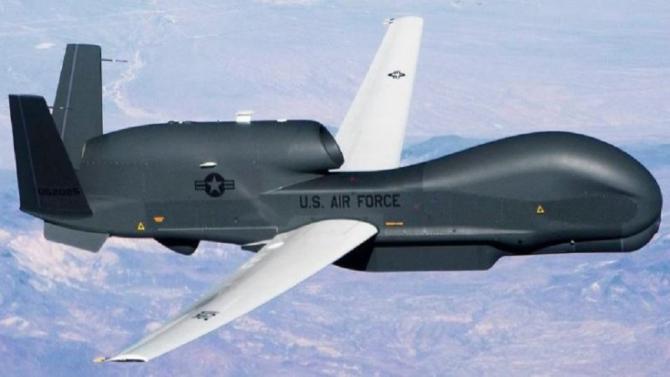 Aeronavă fără pilot RQ-4D Global Hawk