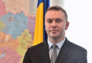 Oleksandr Bankov, ambasadorul Ucrainei la București. Sursă foto: Facebook Oleksandr Bankov