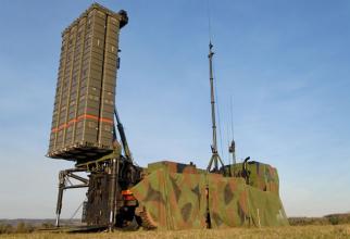 Sistemul de apărare anti-rachetă SAMP-T de la Eurosam