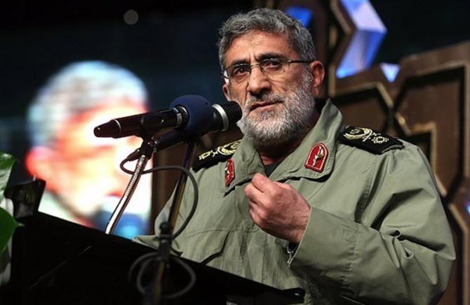 Noul comandant al Forţei Quds