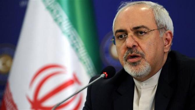 ministrului iranian de externe Mohammad Javad Zarif