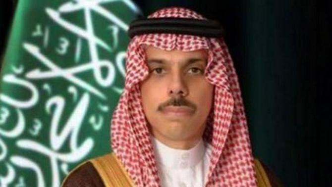 Ministrul de externe al Arabiei Saudite, prinţul Faisal bin Farhan al-Saud