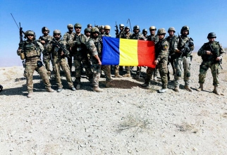 Armata României în misiune, sursă foto: MApN Facebook