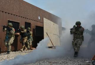 Forțele Turciei, în cadrul unei acțiuni, sursă foto: Ministerul Apărării de la Ankara