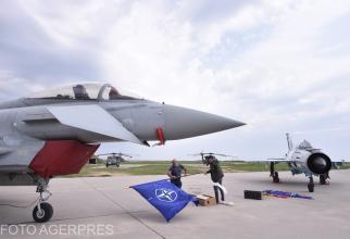 Baza 57 Aeriană de la Mihail Kogălniceanu