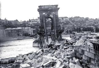 Budapesta, capitala Ungariei, în cel de-al Doilea Război Mondial, sursă foto: funzine.hu
