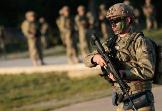 Forțe Speciale ale Turciei, sursă foto: Facebook Özel Kuvvetler Komutanlıği (Forțele Speciale)