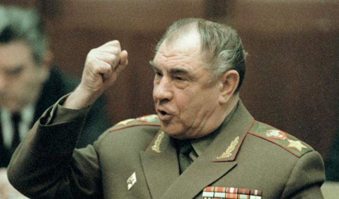 Dmitri Iazov, ultimul mareșal al URSS, sursă foto: Zvezda TV, publicația Ministerului Apărării de la Moscova