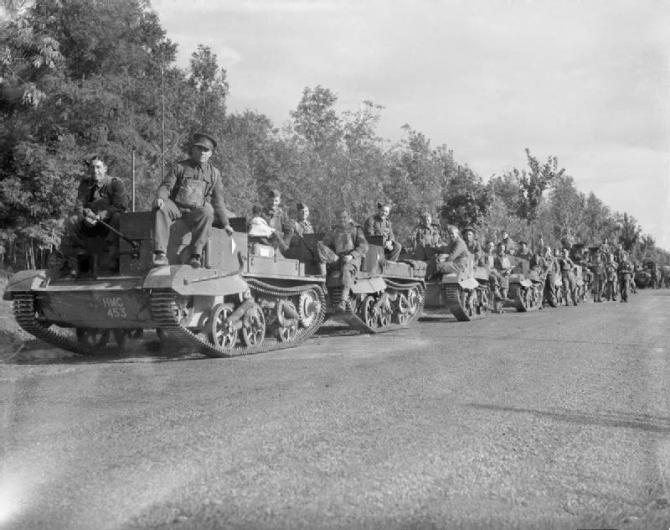 British Expeditionary Force, în al Doilea Război Mondial, sursă foto: quora.com