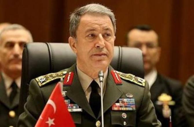 Ministrul Apărării din Turcia, generalul Hulusi Akar
