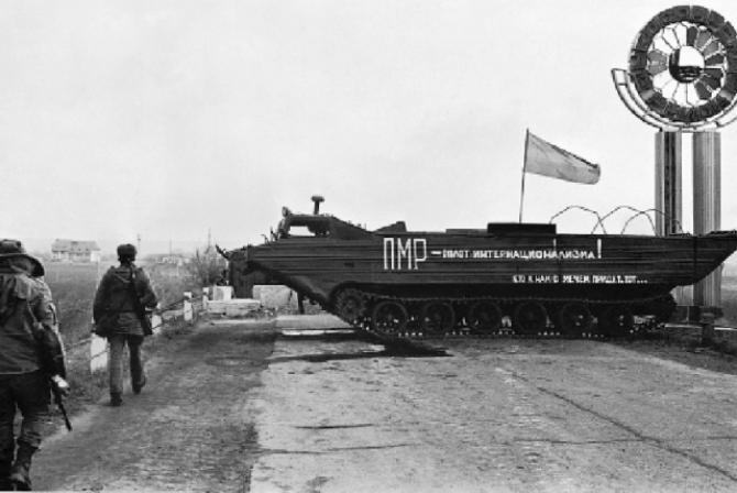Războiul din Transnistria, 1990-1992, foto preluată de pe basarabian.blogspot.com