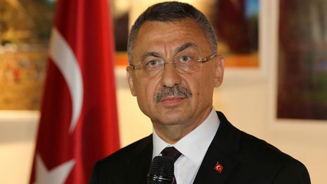 Vicepresedintele Turciei, Fuat Oktay