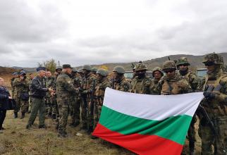 Armata bulgară, sursă foto: Ministerul Apărării de la Sofia, Bulgarian Armed Forces Facebook
