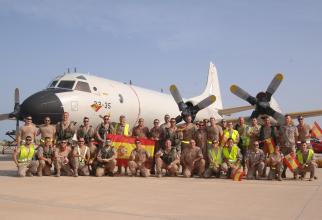 Armata spaniolă, sursă foto, Ministerul Apărării de la Madrid. Ministerio de Defensa Espana Facebook
