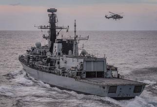 Sursă foto: Royal Navy