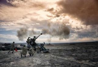 Armata turcă, în timpul operațiunilor din Siria. Sursă foto: Ministerul Apărării de la Ankara