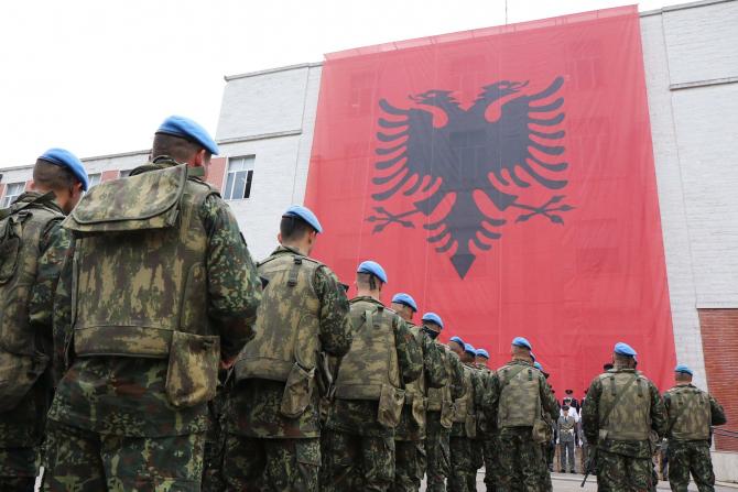 Armata Albaniei, sursă foto: Ministerul Apărării din Albania