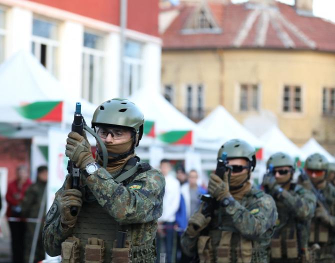 Armata bulgară, sursă foto: Bulgarian Ministry of Defence Facebook