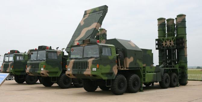 Sistemul chinez de apărare împotriva rachetelor FD-2000