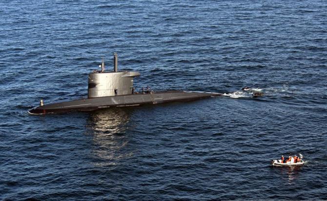 Submarin MS Dolfijn