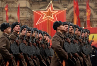 Red Army, Photo source: center for Strategic Assessment and Forecasts