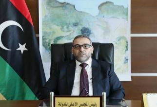 Khalid al-Mishri președintele Consiliul de Stat al Libiei