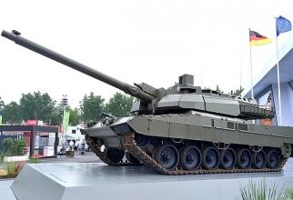Concept proiect MGCS - expoziţia militară Eurosatory 2018