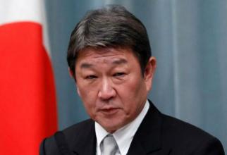 Ministrul de Externe al Japoniei, Toshimitsu Motegi