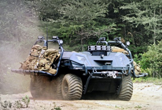 Mission Master-Cargo UGV